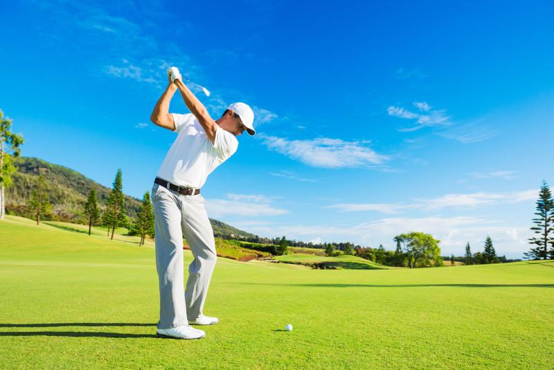 Golf #2 Fairway